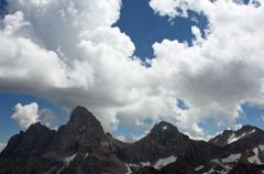 Tetons from Table Rock